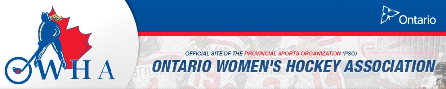 OWHA Ontario Women's Hockey Association