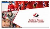 Logo for Guide to Female Hockey in Canada